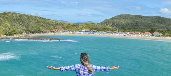 Praia das Conchas e seus lindos Mirantes