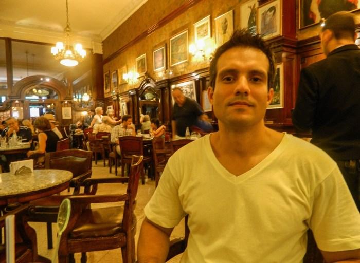 Cafe Tortoni