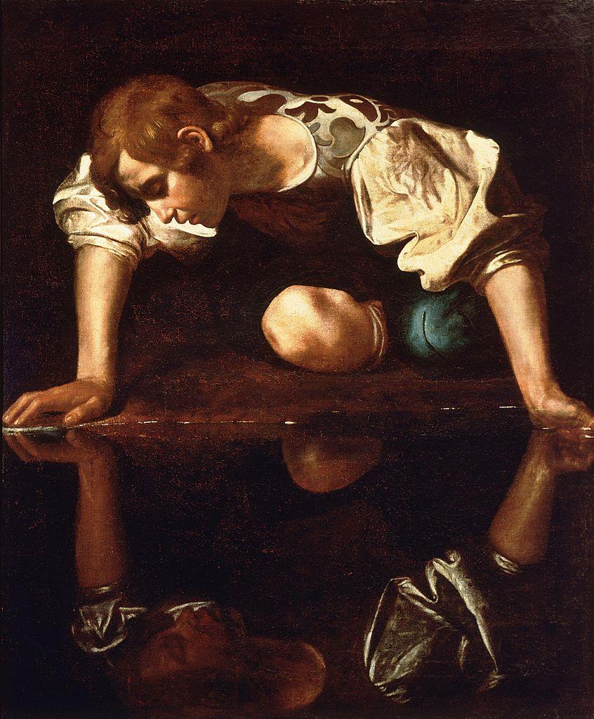 A história de Narciso e Eco