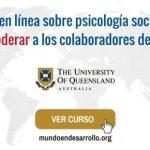 Curso en línea sobre psicología