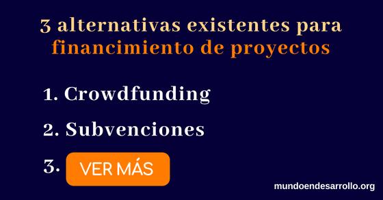 crowdfundings para proyectos