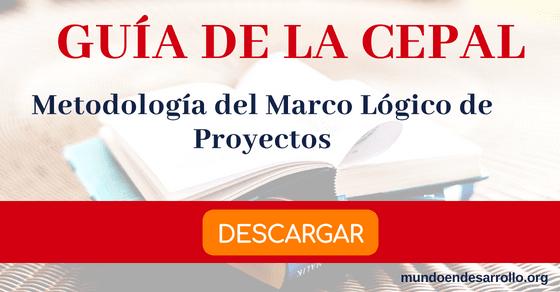metodologia del marco logico de proyctos