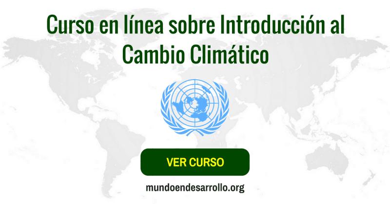 Curso online Naciones Unidas