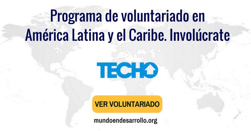 voluntariado en america latina