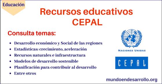Biblioteca virtual de la CEPAL