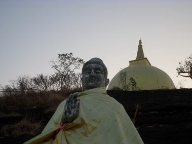 Wat on Phu Langka