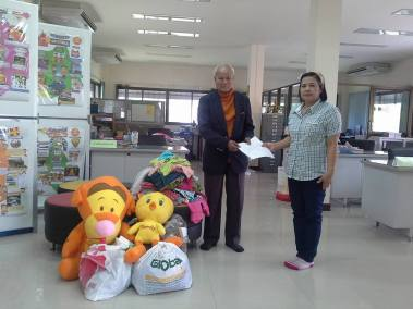 Donating Clothes and Toys