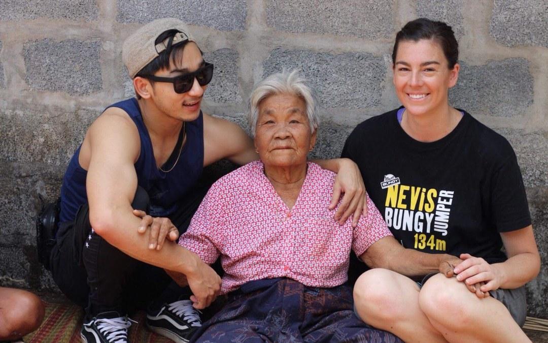 Living History: Centenarian Wisdom with Yaai