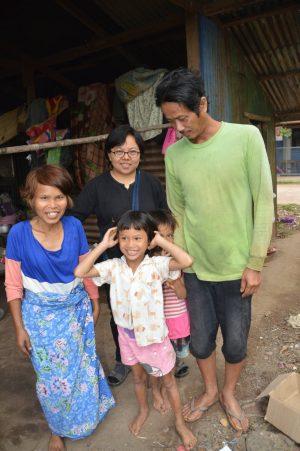 safe home project for a thai family with laekplian lokgatat member Ohm