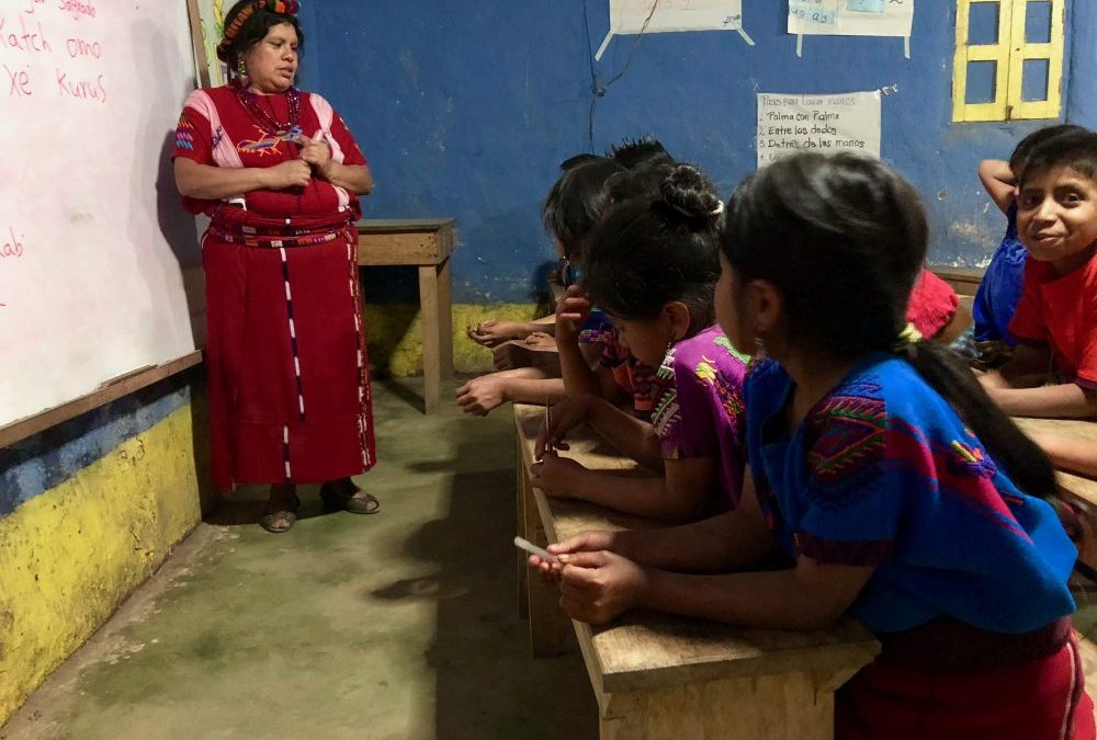 From the Field: Nico Hamacher reflects on his experiences in Guatemala