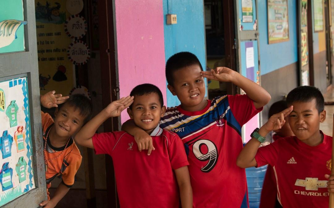 Sponsoring Teachers for Thailand: An Update