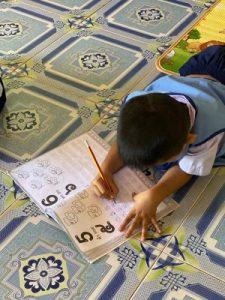 maths education program at Kamplafa school