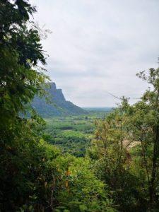 phu langka sky views from a hike