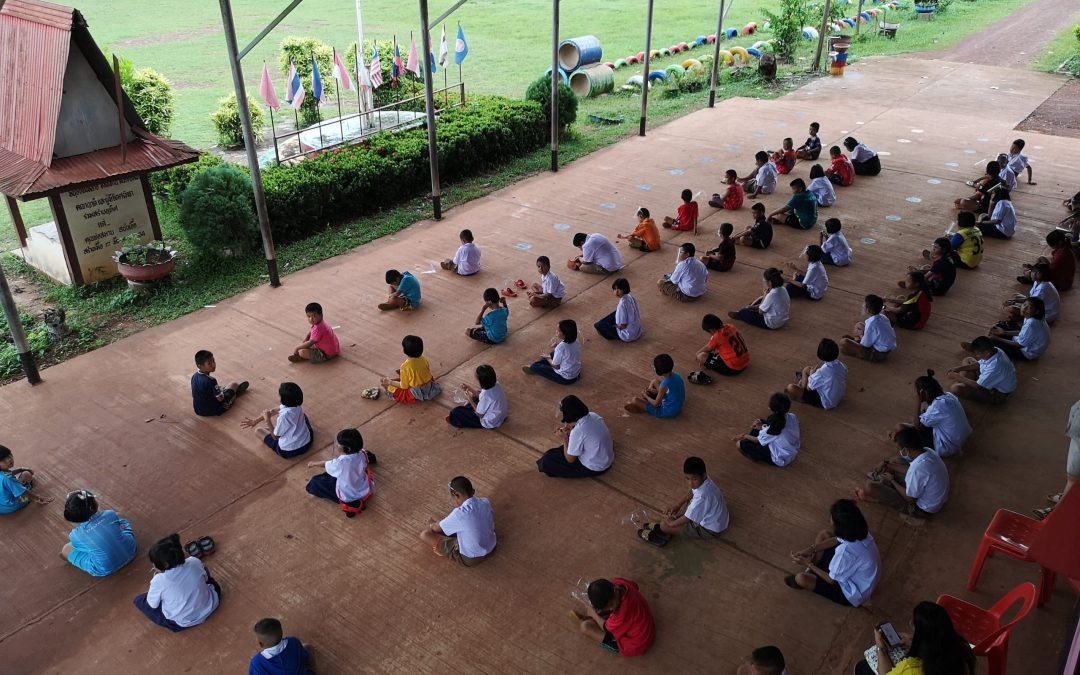 "The ""New Normal"" in Thailand Schools This Year"