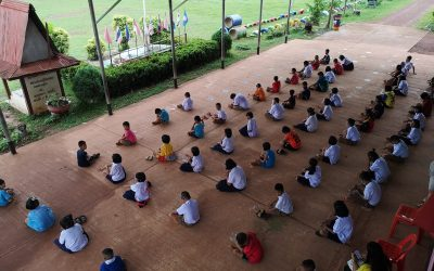 """The """"New Normal"""" in Thailand Schools This Year"""
