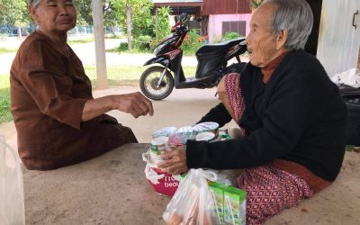 Adopt an Elder In Need