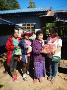 dam and giving team laotawan elders