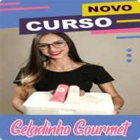 GELADINHO GOURMET LUCRATIVO - Curso de Geladinho faça receitas deliciosas