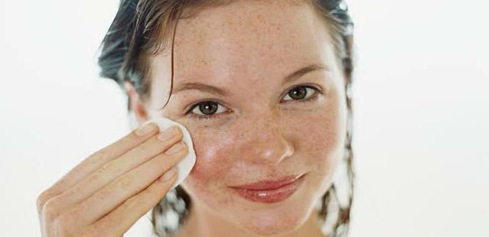 como clarear manchas no rosto