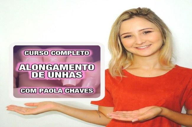 curso paola chaves 300x200 - Curso alongamento de unhas Paola Chaves