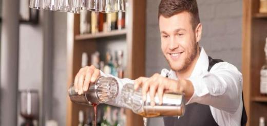 curso de barman online
