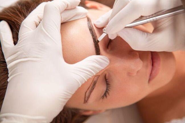 como neutralizar sobrancelha 300x200 - Curso de despigmentação de sobrancelhas