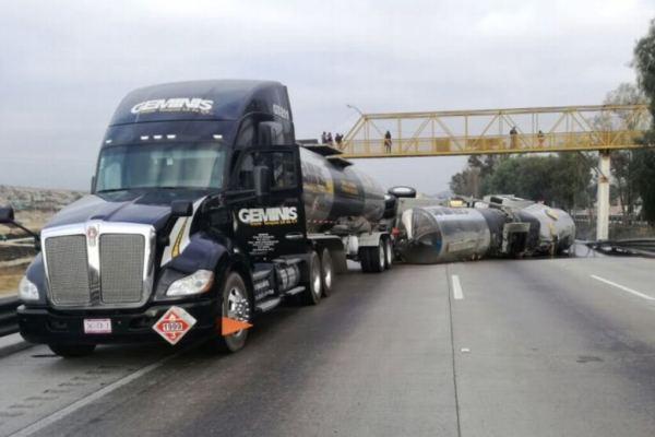 Accidentes carretera Mexico-Queretaro