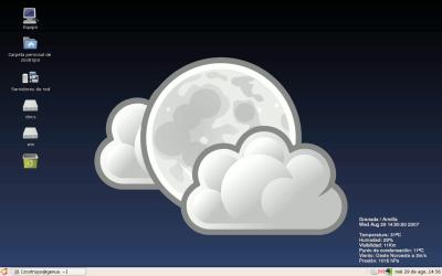 Weather wallpaper