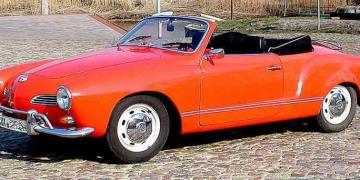 Um carro chamado Karmann Ghia