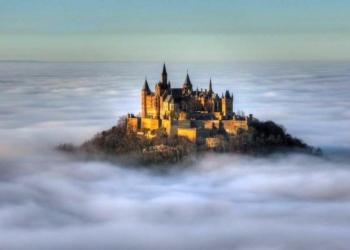 Foto gump do dia: O castelo Hohenzollern
