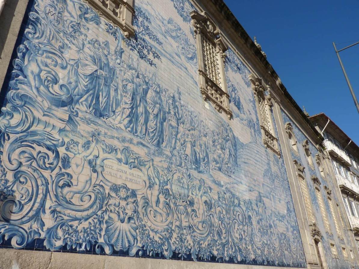 Igreja do Carmo 01 Porto Portugal Mundo Indefinido