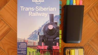 Livro Transiberiano Mundo Indefinido