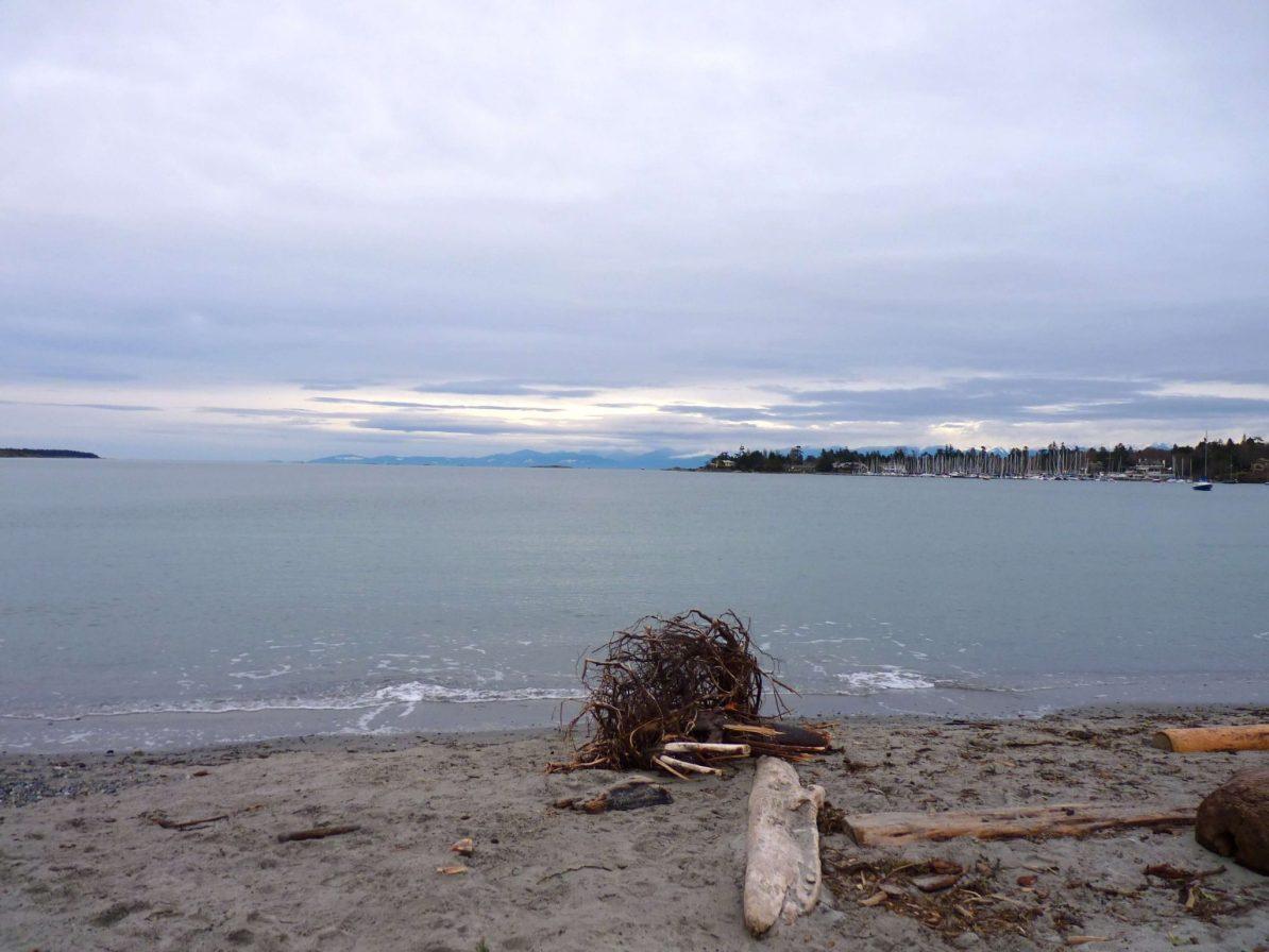 Cadboro Bay Victoria Canadá Mundo Indefinido