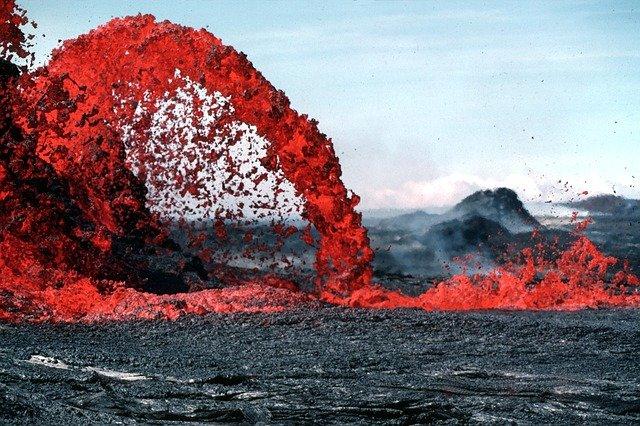 Perigos reais dos vulcões