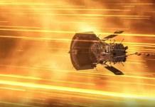 """Sonda da NASA quebra recorde de velocidade ao """"tocar"""" o Sol"""