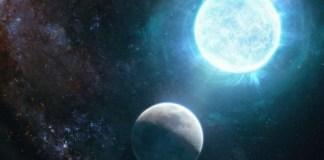 Anã branca mais massiva e menor já vista é descoberta