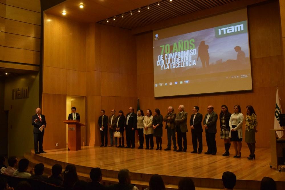 Inauguración Día ITAM