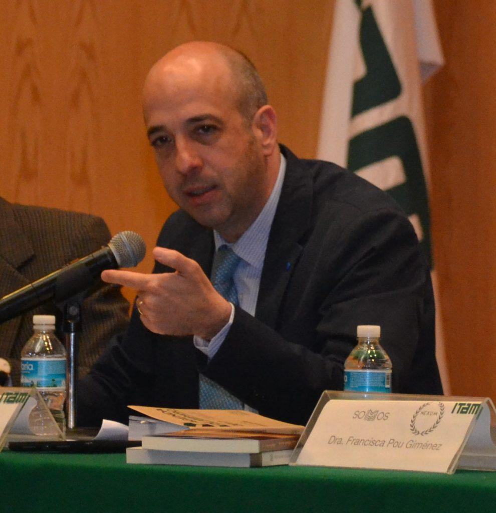 Dr. Pedro Salazar Ugarte, Director del IIJ-UNAM. FOTO: ITAM