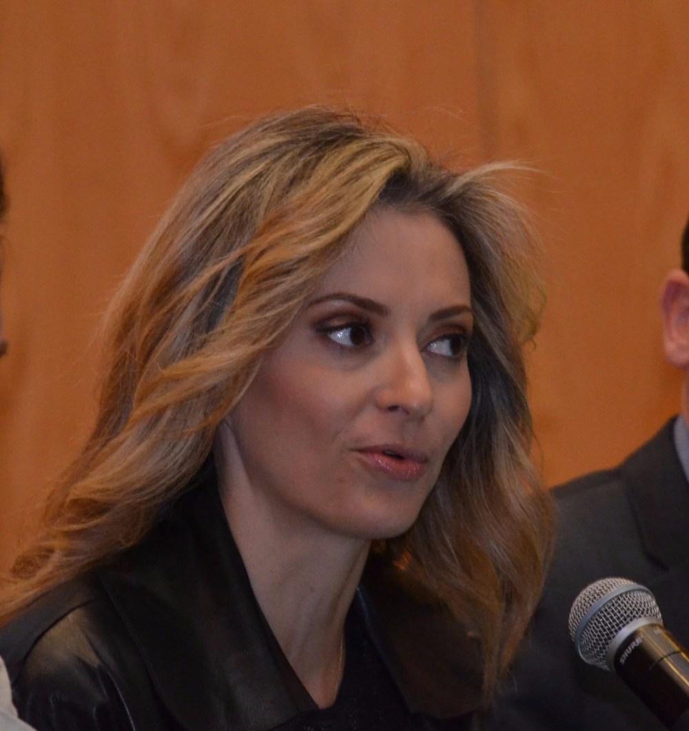 Ana Paula Ordorica, presidenta de la Asociación de Ex Alumnos del ITAM. FOTO: ITAM