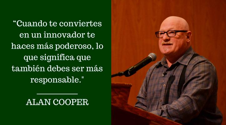 Alan Cooper. FOTO: ITAM
