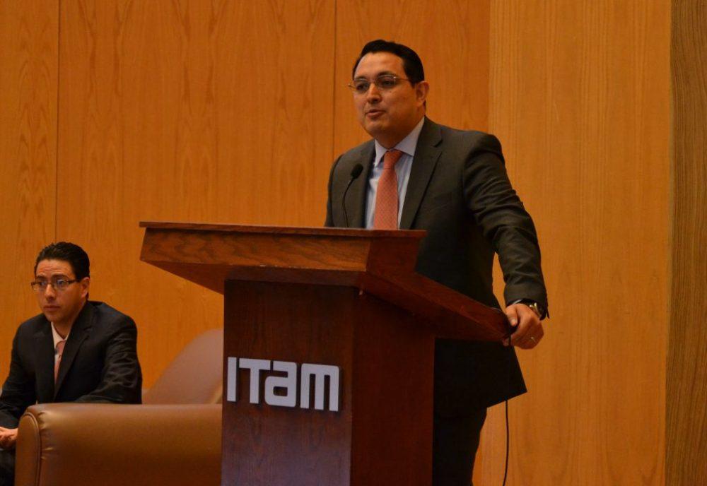 Guillermo Zúñiga Martínez, Comisionado en la Comisión Reguladora de Energía. FOTO: ITAM