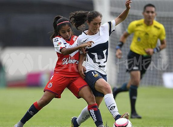 Ana Paola López Yrigoyen. FOTO POR Liga MX Femenil