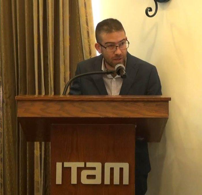 Dr. León Berdichevsky, director de la Maestría Ciencia de Datos