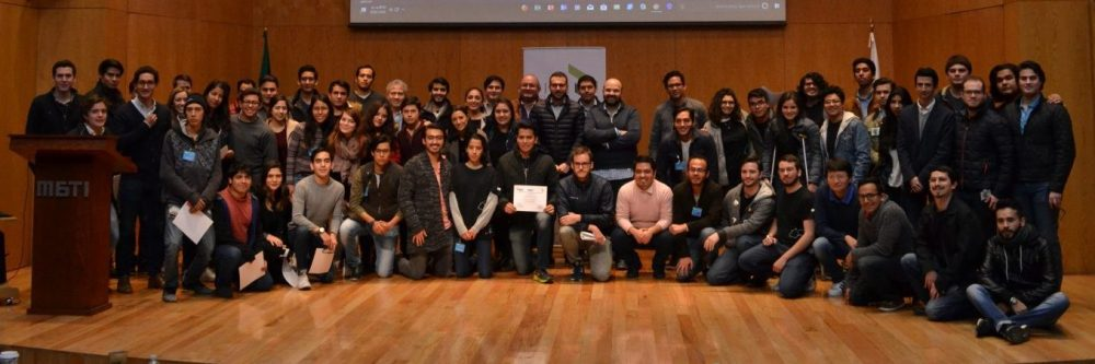 Hackathon Fintech 2018. Foto ITAM