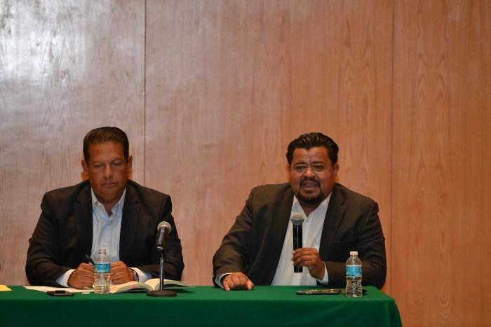 Dr. Jorge Carlos Díaz y Dr. Mario González