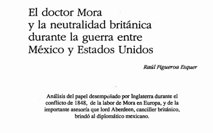 La tarea de historiador de Raúl Figueroa Esquer