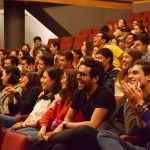 Público del evento 100 itamitas dijeron