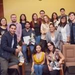 Entrega de premios y reconocimientos de Becatlón ITAM 2018