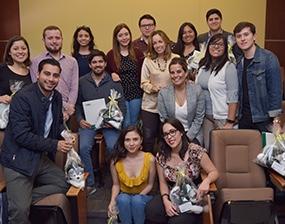 El equipo de recaudación de fondos del ITAM
