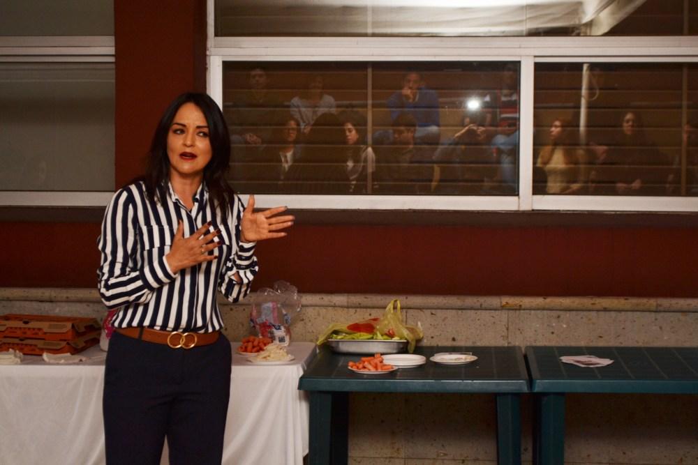 Ivonne Delgado en el ITAM
